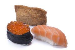 Assortment sushi Royalty Free Stock Photography