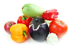 Assortment of vegetables Stock Photography