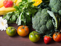 Assortment of vegetables Royalty Free Stock Photography