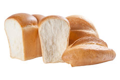 Assortment of wheat bread Royalty Free Stock Photography
