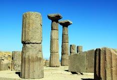 Assos (Behramkale) Stock Images