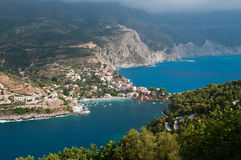 Assos Greece Royalty Free Stock Images