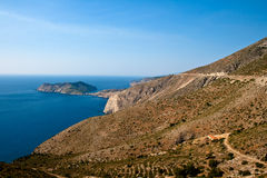 Assos, Kefalonia Royalty Free Stock Images