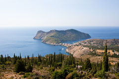 Assos, Kefalonia Royalty Free Stock Photography