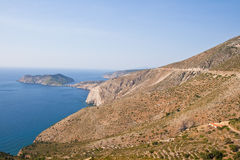 Assos, Kefalonia Stock Photography