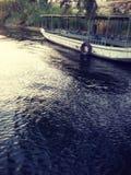 Assouan et Nil photos stock