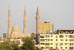 Assuan-Moschee Stockfotos
