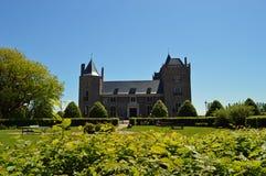 Assumburg. Castle in Heemskerk, North Holland province in the Netherlands Stock Photos