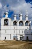 Assumption Cathedral belfry Rostov Veliky Stock Photos