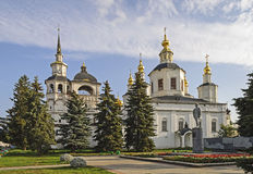 Assumption Cathedral in Great Ustyug Royalty Free Stock Photos