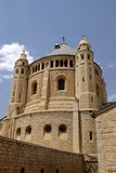 Assumption cathedral in Jerusalem Royalty Free Stock Image