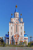 Assumption Cathedral in Khabarovsk, Russia Royalty Free Stock Photography