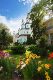 Assumption Cathedral in Kharkov Royalty Free Stock Photo