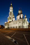 Assumption Cathedral, Kharkov. Ukraine. Royalty Free Stock Image