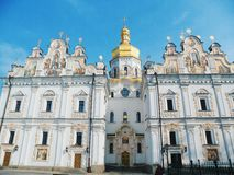 The Assumption Cathedral in Kiev Royalty Free Stock Images