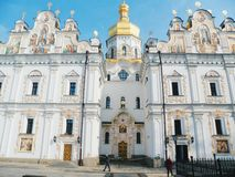 The Assumption Cathedral in Kiev Stock Image
