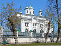 Assumption Cathedral in Kineshma, Russia Royalty Free Stock Photos