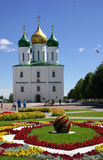 The Assumption Cathedral in Kolomna Stock Photos