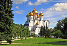 Assumption cathedral Royalty Free Stock Image