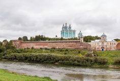 Assumption Cathedral in Smolensk, Russia Royalty Free Stock Photo