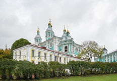 Assumption Cathedral in Smolensk, Russia Stock Photo