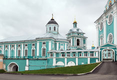 Assumption Cathedral in Smolensk, Russia Stock Photography