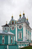Assumption Cathedral in Smolensk, Russia Stock Image