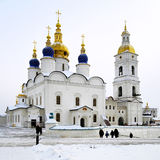 Assumption Cathedral in Tobolsk, Russia Stock Image