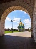 Assumption Cathedral Tula Kremlin, Russia Stock Photos