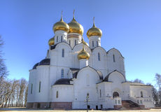 Assumption Cathedral. Stock Photography
