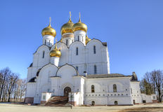 Assumption Cathedral. Royalty Free Stock Photo