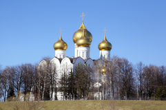 Assumption Cathedral. Royalty Free Stock Photos