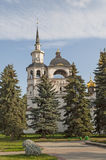 Assumption Cathedral in Veliky Ustyug Stock Photography