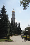 Assumption Cathedral. View of Assumption Cathedral in Kharkov city Royalty Free Stock Photography