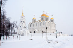 Assumption Cathedral In Vladimir Royalty Free Stock Images