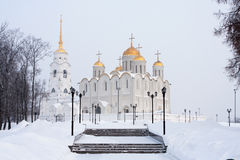 Assumption Cathedral In Vladimir Royalty Free Stock Photos