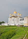 Assumption cathedral at Vladimir. Built in the 12th century (Russia Stock Image