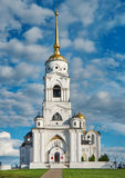 Assumption cathedral. Vladimir,. Golden ring of Russia. June 22, 2017 Royalty Free Stock Images