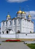 Assumption Cathedral in Vladimir. City of Vladimir, Russia, Orthodoxy, religion, history Stock Photos