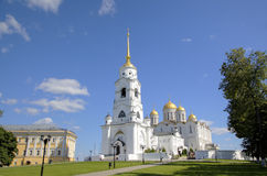 Assumption cathedral. Royalty Free Stock Images