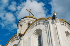 Assumption cathedral. Vladimir,. Golden ring of Russia Stock Photo