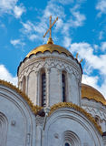 Assumption cathedral. Vladimir,. Golden ring of Russia. June 22, 2017 Stock Photography