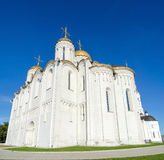 Assumption Cathedral, Vladimir, Russia Royalty Free Stock Image