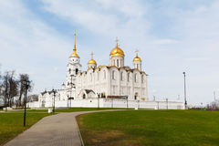 Assumption cathedral in Vladimir Stock Image