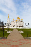 Assumption cathedral in Vladimir Stock Photo