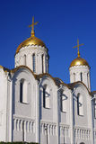 Assumption cathedral in Vladimir, Russia. Stock Photo
