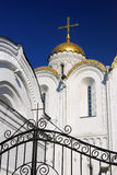 Assumption cathedral in Vladimir, Russia. Royalty Free Stock Photo