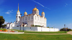 Assumption Cathedral, Vladimir, Russia Stock Images