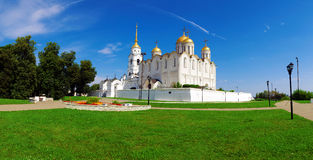 Assumption Cathedral, Vladimir, Russia Stock Photography