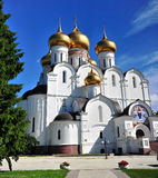 Assumption Cathedral in Yaroslavl Royalty Free Stock Images